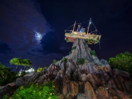 Disneys Typhoon Lagoon Water Park H2O Glow Nights