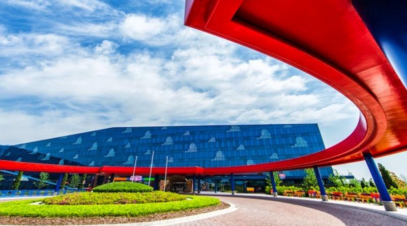 Toy Story Hotel Shanghai Disney