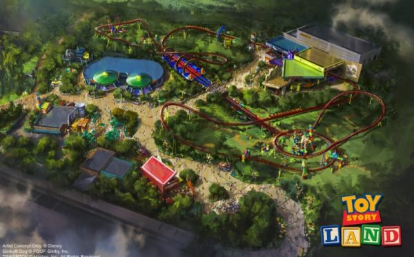 Toy Story Land Coming to Disneys Hollywood Studios