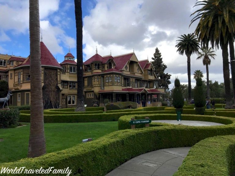 Touring The Winchester Mystery House