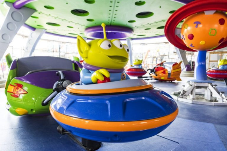 Disney Reveals New Details About Toy Story Land!