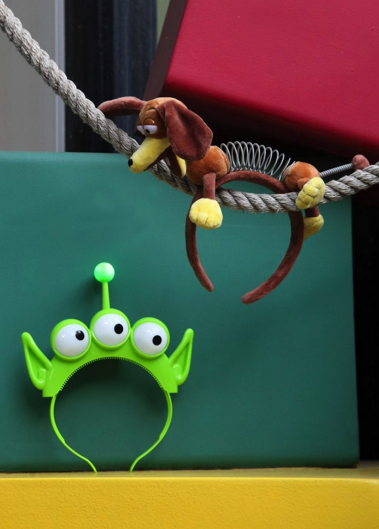 New Toy Story Land Merchandise: headbands