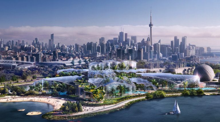 Toronto's Ontario Place To Be Redeveloped As Year-Round Theme Park